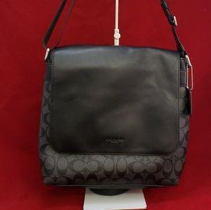 Coach Messenger Crossbody Handbag Unisex